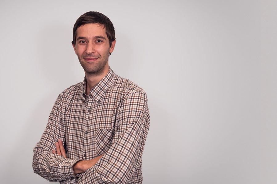 Xavier, Ingénieur Structure dans un groupe international | Cabinet de recrutement Effektiv Lyon.